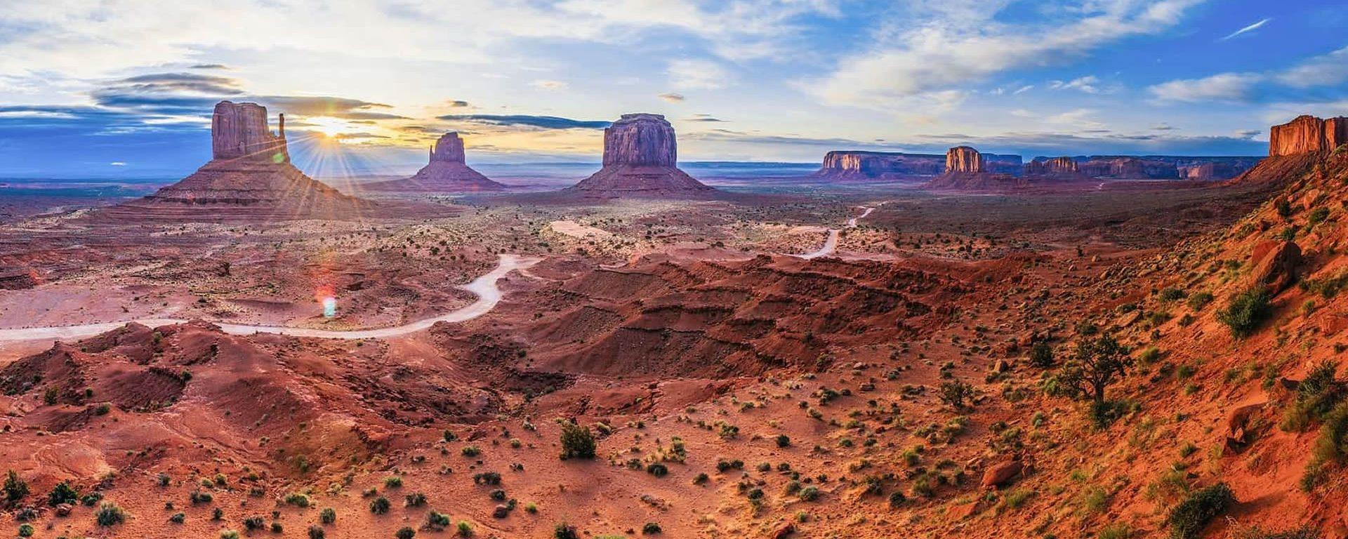 USA Parchi Far West